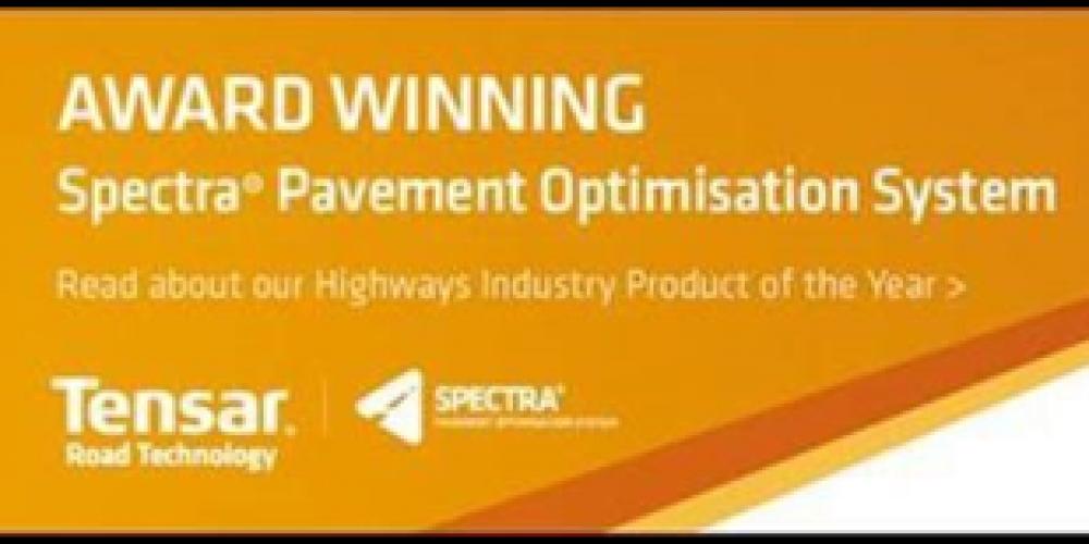 Système Spectra élu produit industriel 2017