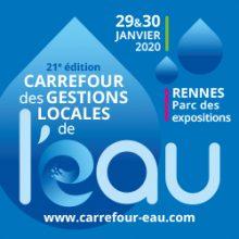 Salon Carrefour de l'eau 2020